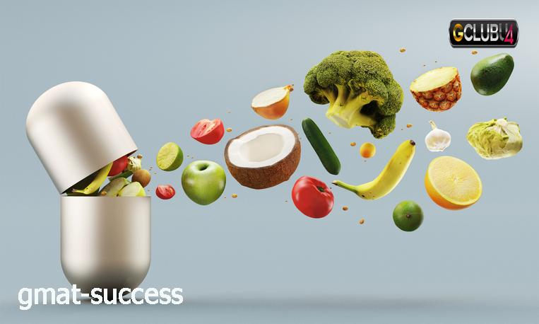 วิตามินและอาหารเสริม
